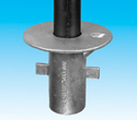 AIS 17 GROUND SOCKET FLANGE
