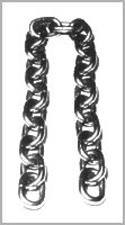 CHAIN 5mm Alloy chain